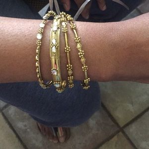 Beautiful Bracelet set